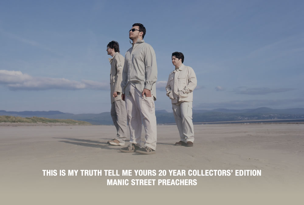 Manic Street Preachers - This Is My Truth - 20 Year Collectors' Edition